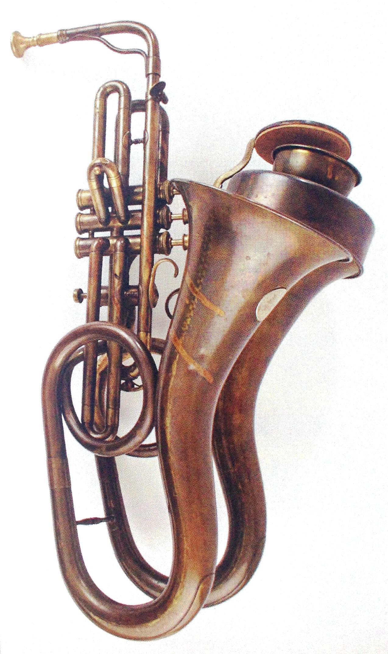 The Jazzophone