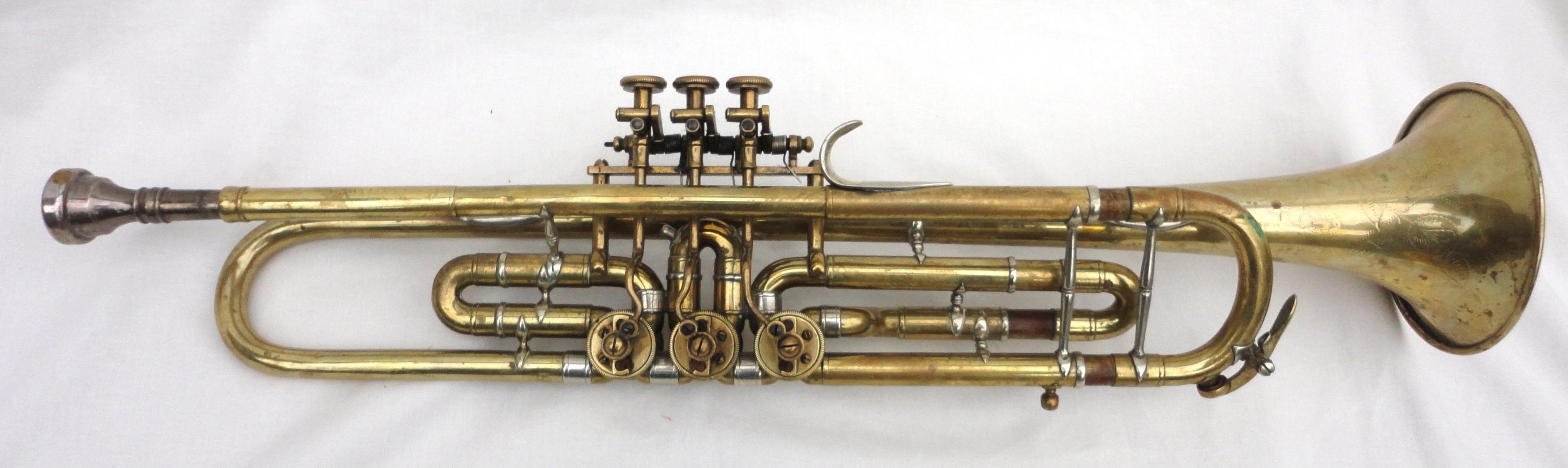 Spiksplinternieuw TARV trumpets YC-98